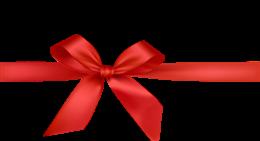 红丝带蝴蝶结装饰图片