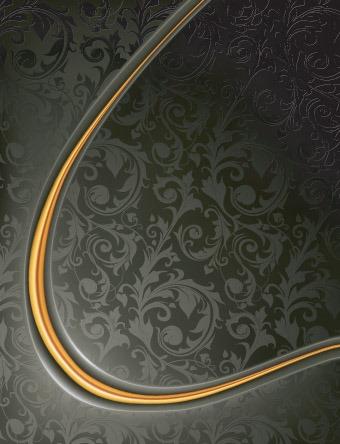 复古灰色装饰背景
