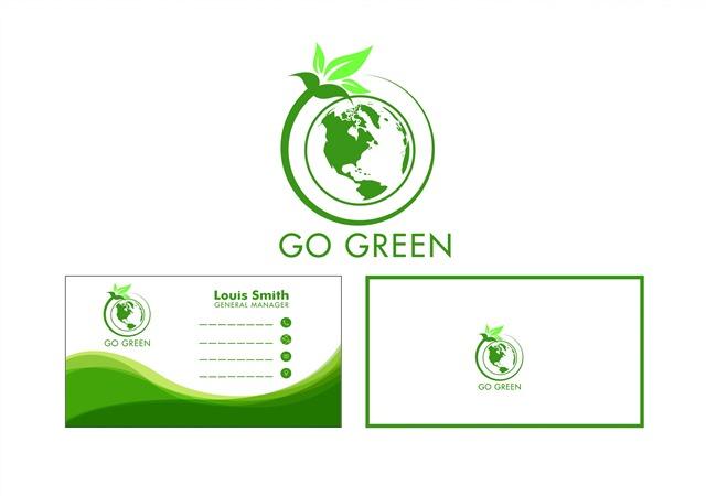 新能源环保公司logo