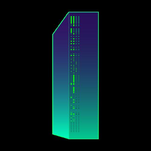 高楼大厦矢量图