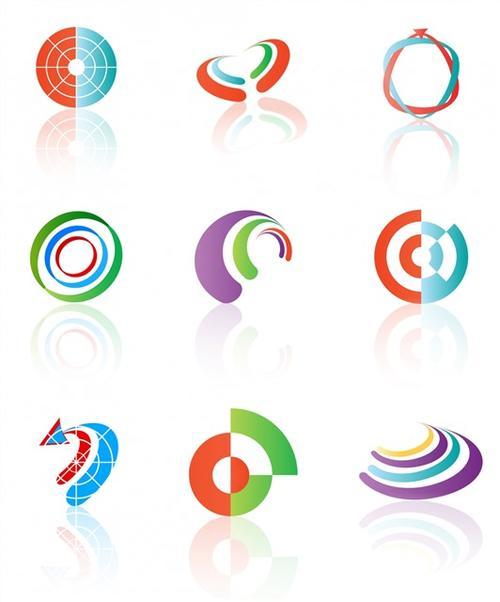 创意商业公司标志