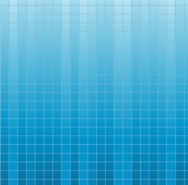 蓝色方格线条科技背景