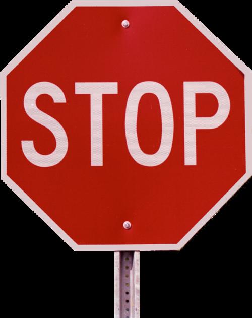 交通停车标志符号图片