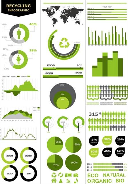 商务数据可视化UI界面