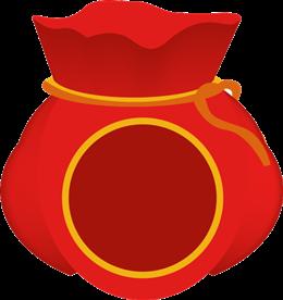 福袋红包图片素材