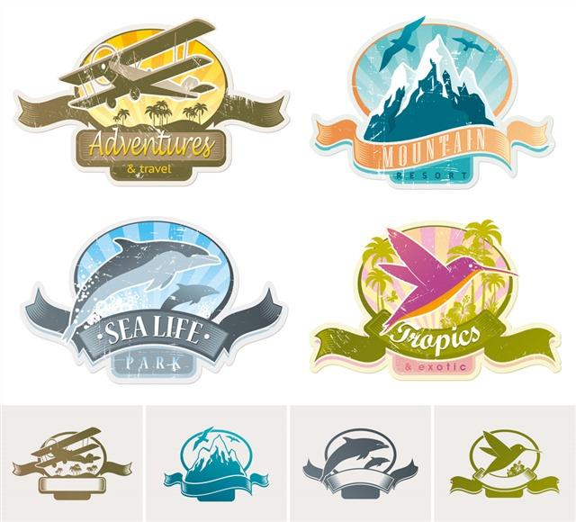 旅行社logo