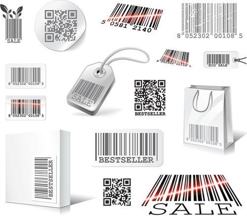 商业条码二维码图标