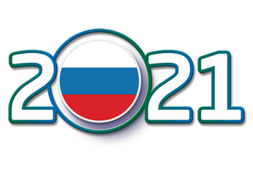 2021创意数字元素