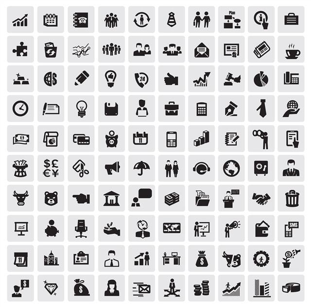 超实用icon图标合集