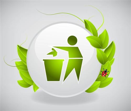 保护环境图标
