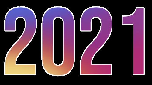 2021艺术字矢量设计