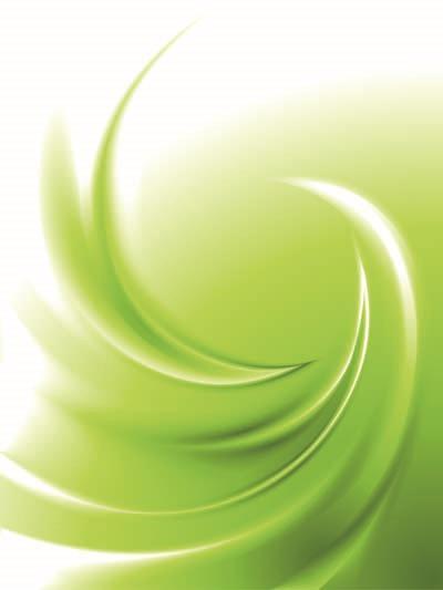 水彩渐变淡绿色背景图