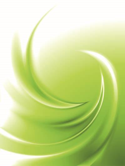 绿色环保矢量背景