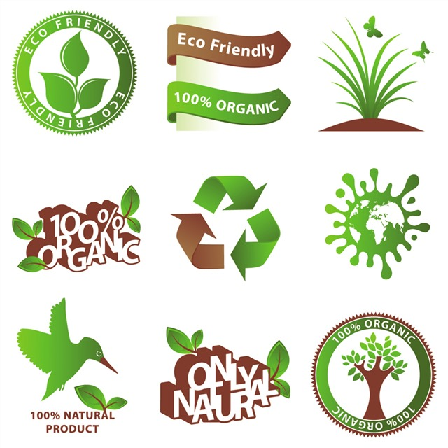 环保主题标志