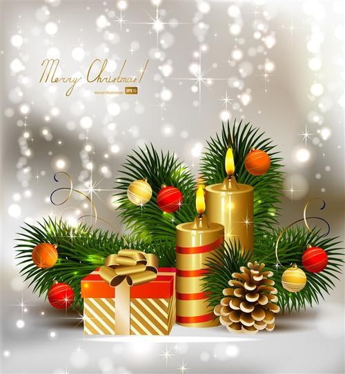 精美圣诞节礼物高清图片