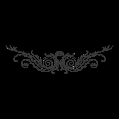 古典派欧式纹样