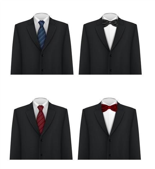 商务男士套装