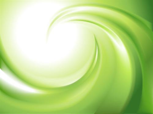 可爱绿色背景无字图片