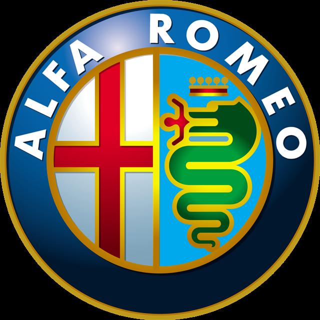 阿尔法罗密欧车标logo