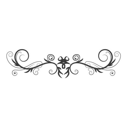 黑色装饰边框花纹图片