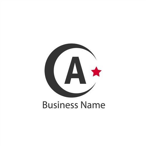 创意公司logo设计模板