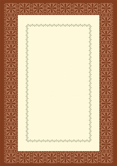 古典文本框边框