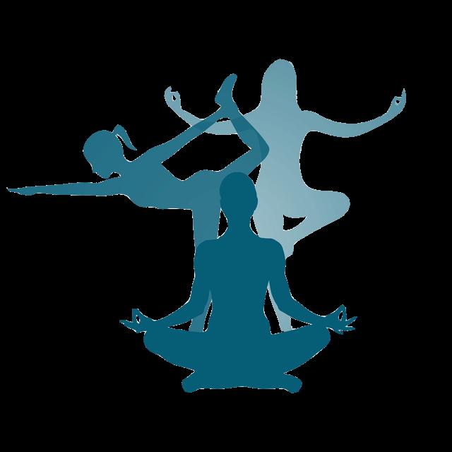 瑜伽广告设计素材