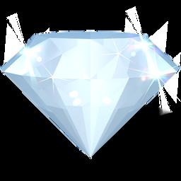 水晶钻石矢量图免抠