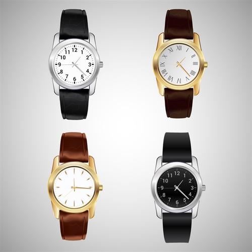 四款手表图片