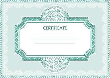 个人荣誉证书模板