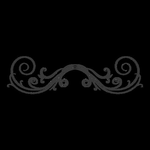 复古艺术花纹边框
