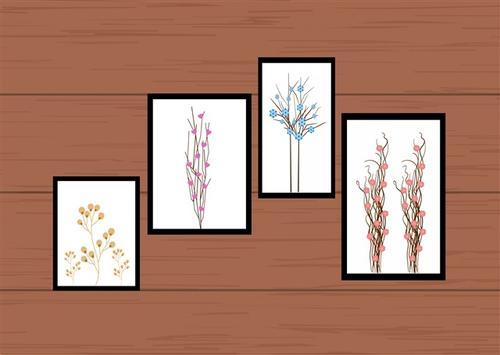 花纹图案装饰图片