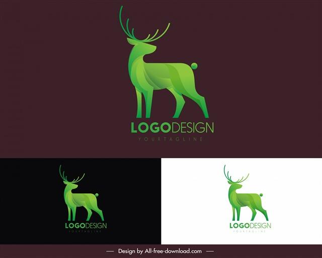 商业动物设计图标