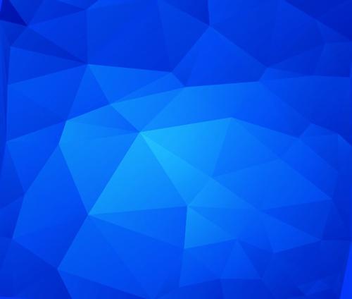 蓝色立体钻石底纹