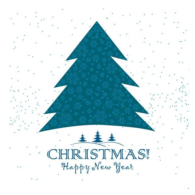 圣诞节海报背景模板