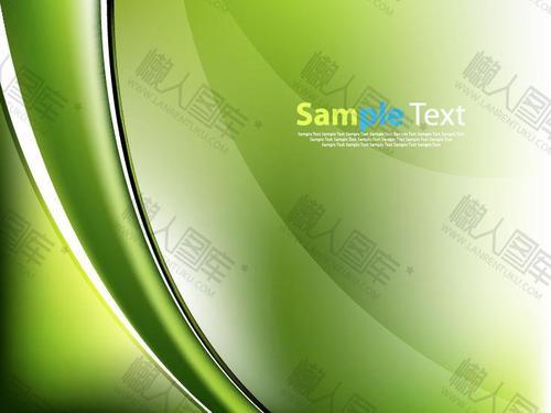 淡绿色背景图
