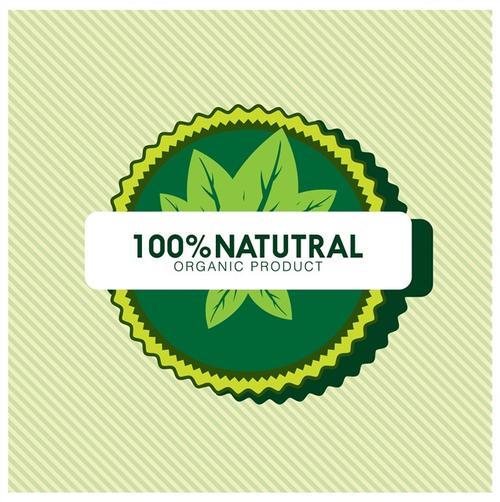 有机产品logo图标