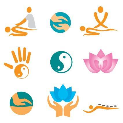 健身瑜伽标志
