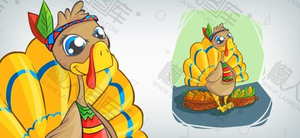 印度火鸡图片