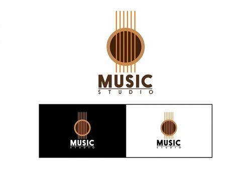 音乐图标设计