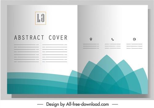 企业宣传册封面图