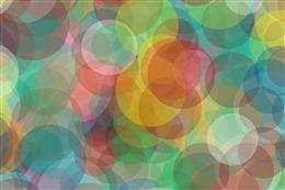 大气泡图片