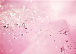 一张纯粉色的图片