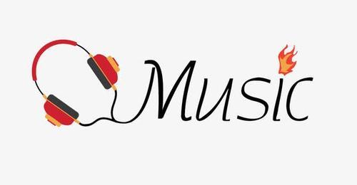 音乐界面元素图标