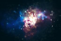 射手座星空图片