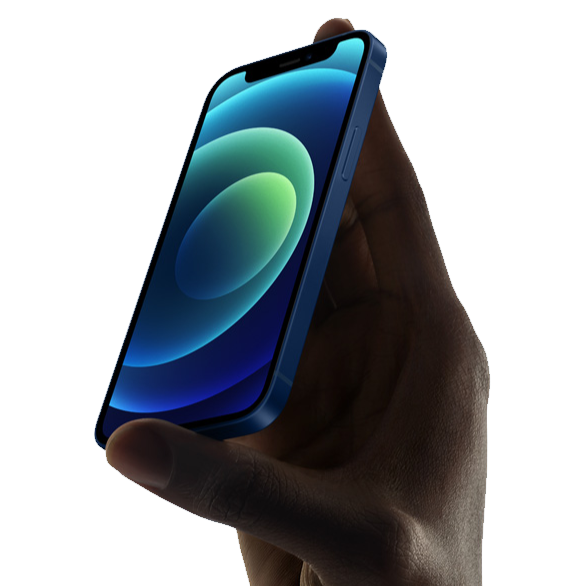 iphone12真机效果图