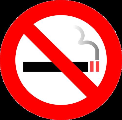 禁烟标志图片