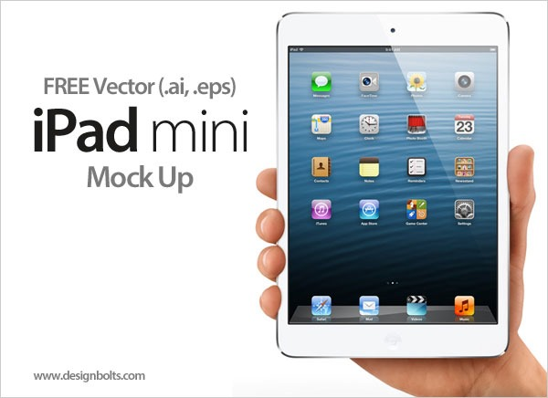 ipad苹果平板电脑样机图片