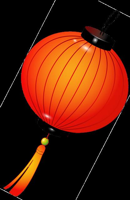 喜庆春节灯笼图片