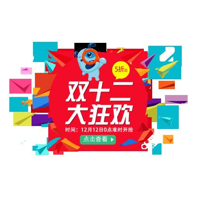2020双十二官方logo
